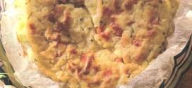 Gattò di patate e prosciutto cotto