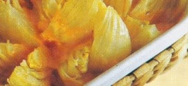 Finocchi al forno in salsa di pomodoro
